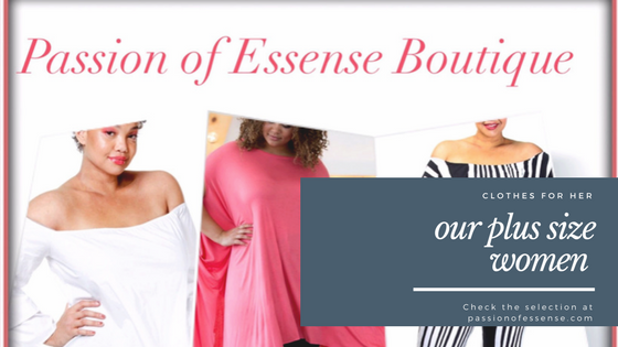 Passion of Essense Plus Size Women